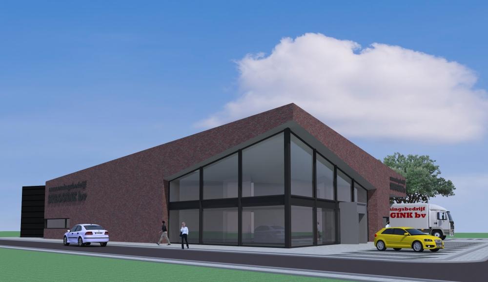 Utiliteitsbouw Oosterveld, Hengelo