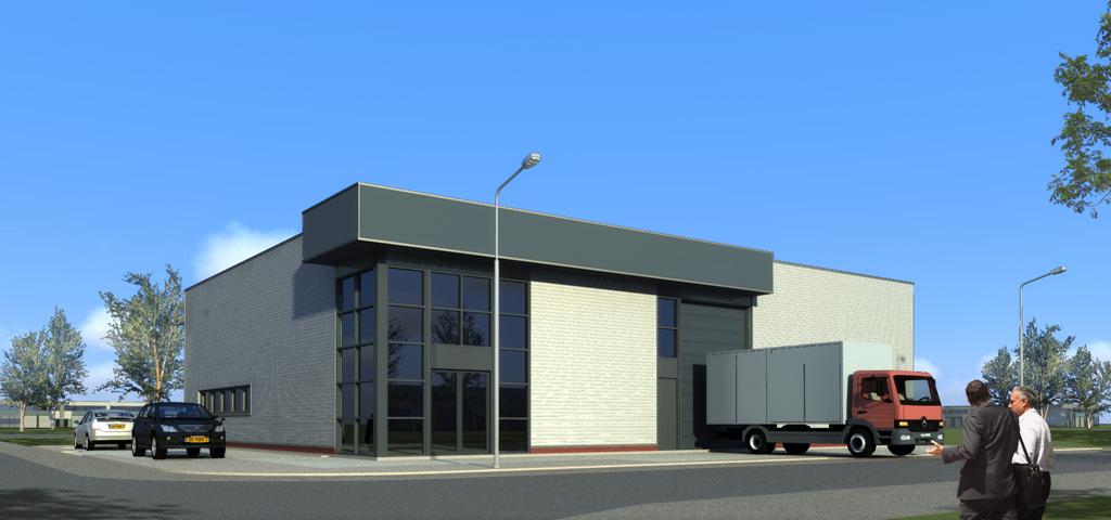 Utiliteitsbouw Kanaalkwartier, Hengelo